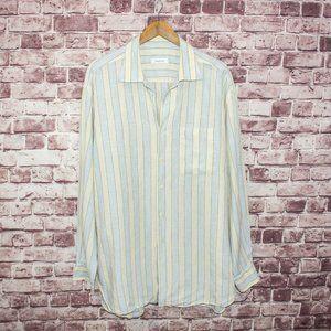 Ermenegildo Zegna Portofino Comfort Linen Shirt